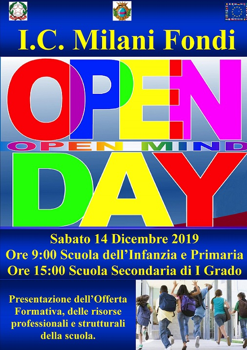 open day 2019 ridotto
